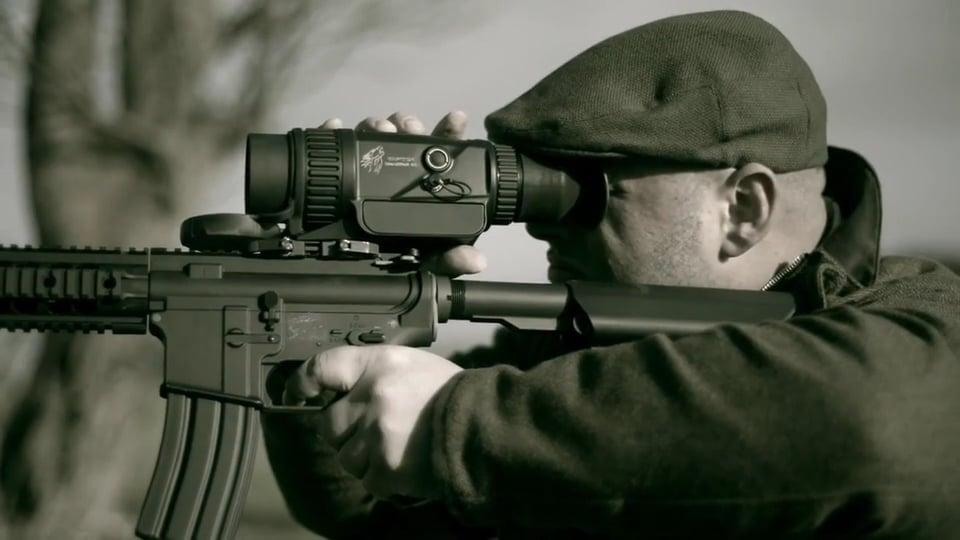 OPTIX Identifier SnapShot 60 Thermal Rifle Scope | Bulgarian