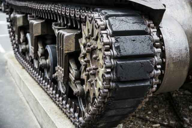 Bulgarian Arms Factories Winning From the World Conflicts