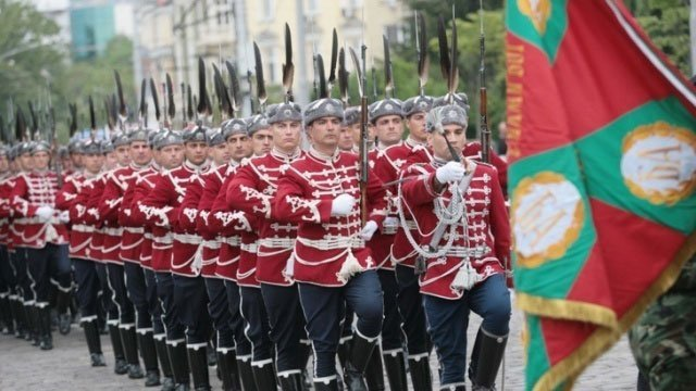 St. George's Day - Bravery Day and The Day of The Bulgarian Army Marked Today