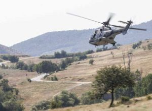 U.S. Soldiers team up with Bulgarian Air Force for critical search and rescue training
