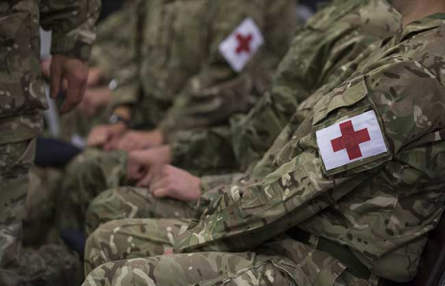 bulgarian military doctors