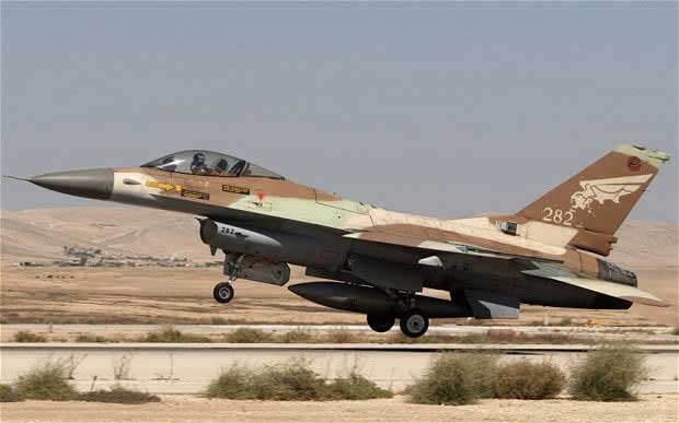 Israeli Air Force Holds Large-scale Joint Exercise in Bulgaria