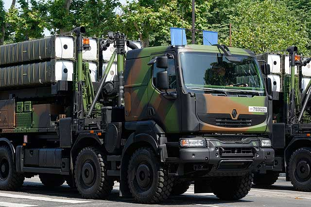 French deploys Exercise Aurora 17 air support equipment