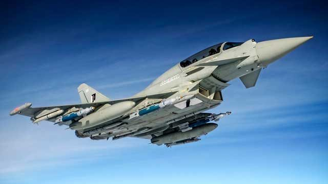 Bulgaria to Seek Proposals on New F-16s, Eurofighter Typhoons