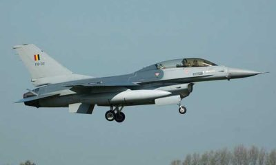Eurofighter partners support Belgian innovation centres