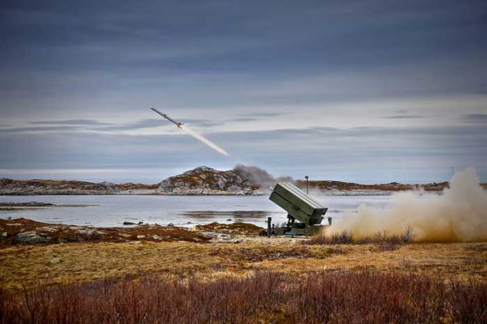 Lithuania to Receive Kongsberg NASAMS