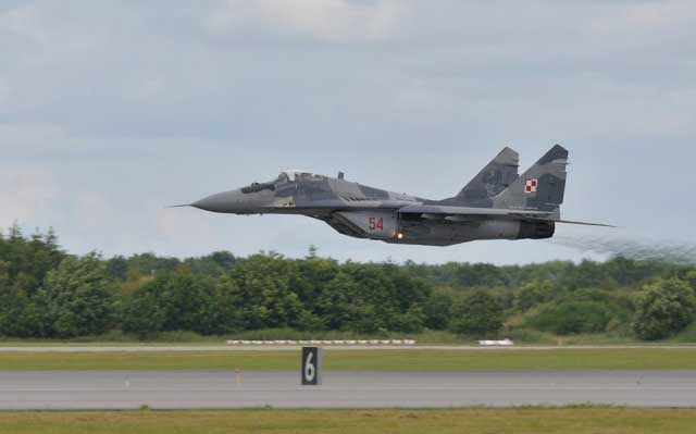 Bulgarian Air Force Pilots Refuse to Fly Outdated MiG-29 Jets