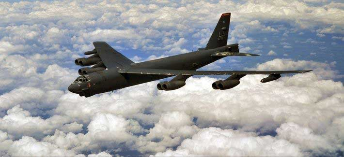 US Preparing to Put Nuclear Bombers Back on 24-Hour Alert
