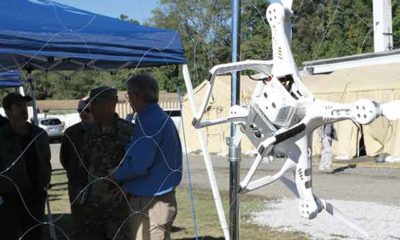 The Pentagon's IED-Hunters Have a New Target: Drones