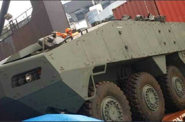 The United States will Produce Armored Machinery in Romania