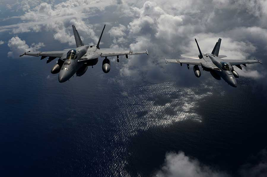Bulgaria-Considering-Boeing-Super-Hornets-to-Complement-MiG-29s