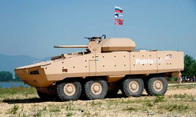 Patria intends to take part in the modernization of the Bulgarian Army
