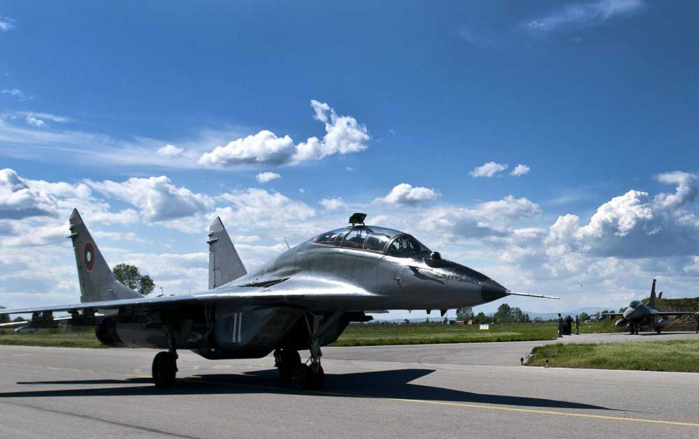 Bulgaria has decided to repair the MiGs for € 40 mln.