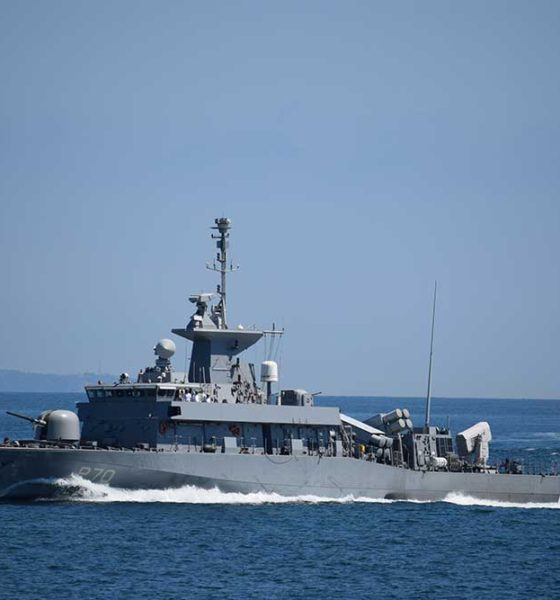 MTG Dolphin withdrew their offer for building of two patrol boats