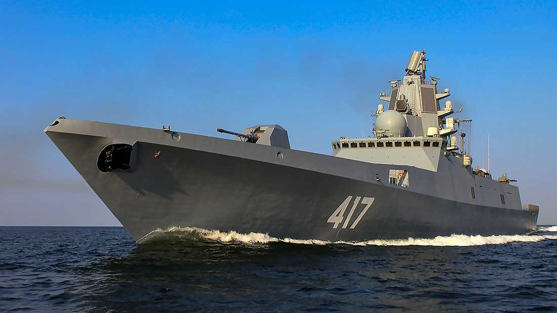 Russian-tests-of-a-warship-embarrassed-the-Royal-Navy