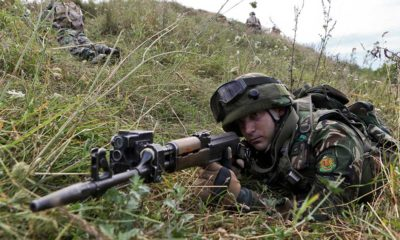 The Bulgarian society has faith in our army, according to latest survey