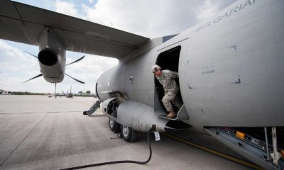 Extra money for technical support or C-27J Spartan stays on the ground