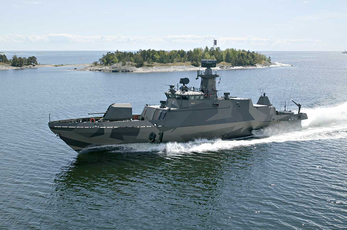 Patria-signs-contract-for-mid-life-upgrade-of-Hamina-Class-fast-attack-craft
