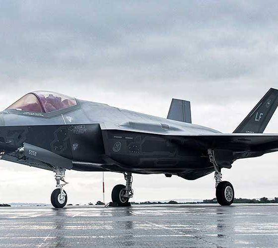 USA Approved a Possibility for Sale of F-35 to Belgium