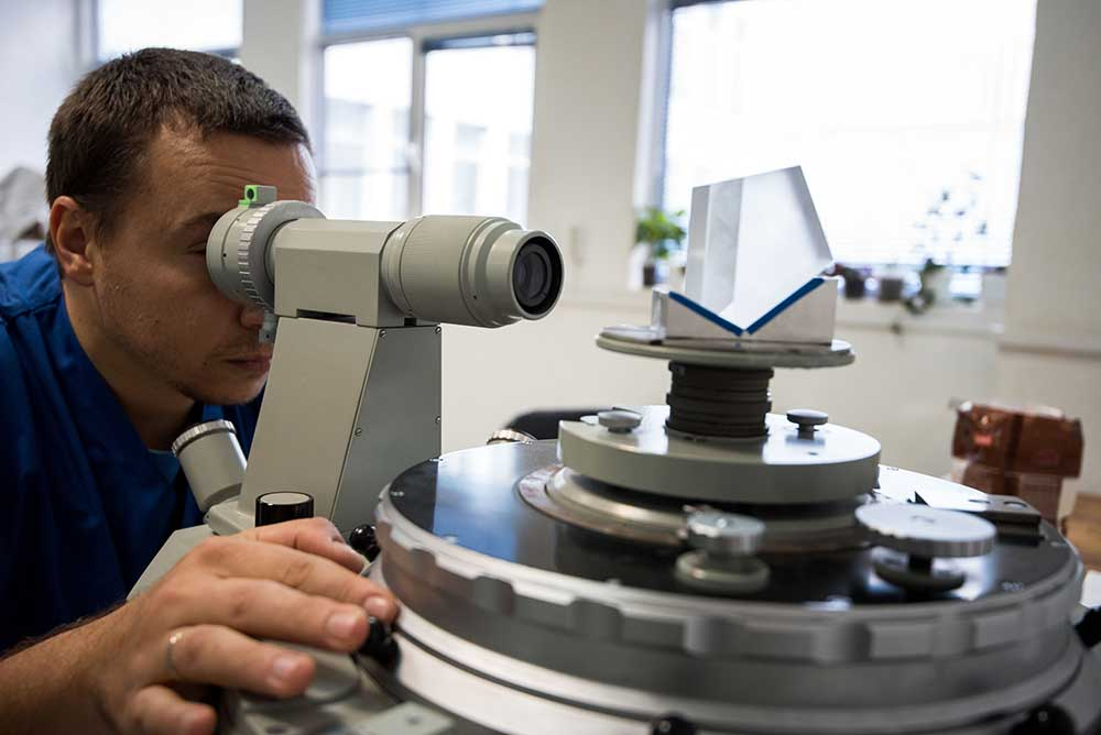 Opticoelectron Group Has Doubled Its Production in Three Years