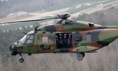 French NH90 Helicopters Will be Operated in Qatar