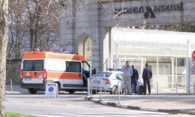 One Victim and One Seriously Injured After an Explosion in a Bulgarian Military Plant