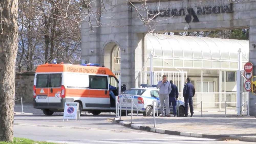 One-Victim-and-One-Seriously-Injured-After-an-Explosion-in-a-Bulgarian-Military-Plant