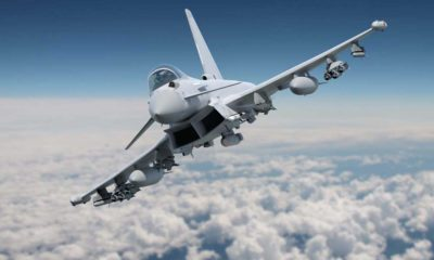 Saudi Arabia Is Closer to Finalizing Another Deal for BAE's Typhoon Jets