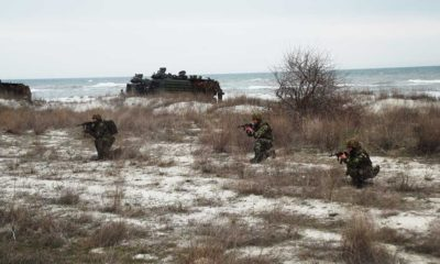 "The Largest Training ""Spring Storm 18"" in the Black Sea with Bulgarian Participation"
