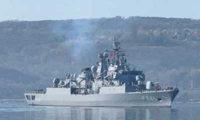 "Turkish Military Vessels Will Visit Varna under the Exercise ""Sea Star – 2018"""