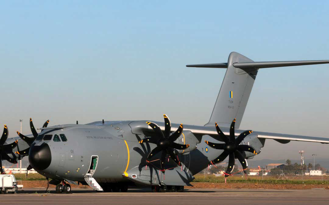 Two A400M Airlifters Could Become Property of Indonesia