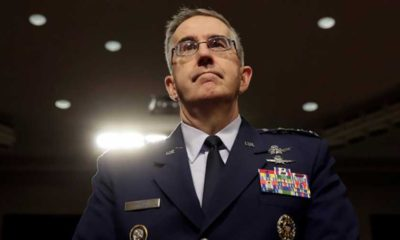 General: The USA Has No Defences Against the Weapons of Russia and China
