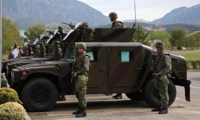 Albania Wants a US Military Base on Its Territory