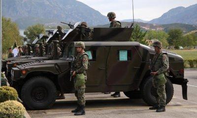 Albania Wants a US Military Base on Its Territory