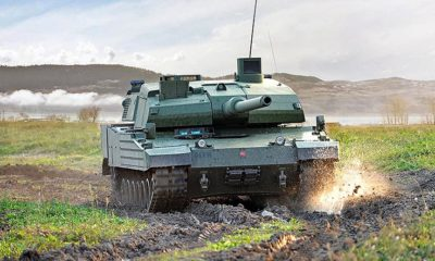 Altay Tanks Will Be Delivered to Turkey Under a Multibillion-Dollar Contract