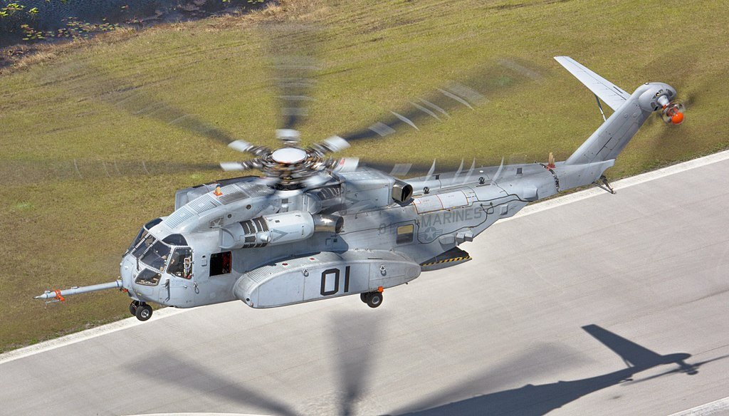 CH-53K Is Already in Germany for ILA Berlin Air Show 2018