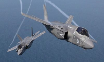 Declined Delivery of F-35s Due to an Unsettled Dispute