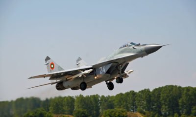 Modernization of the Bulgarian Air Force – not Related to the Situation in Syria