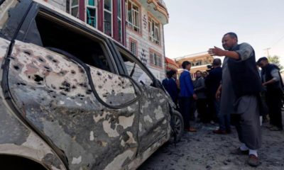 No Bulgarian Service Members Injured in Kabul Bombing