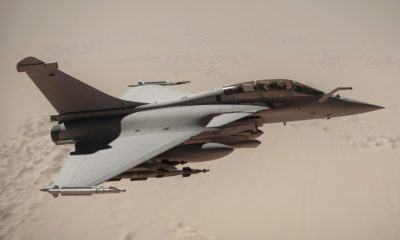 Qatar Down Paid for 12 More Rafale Fighters