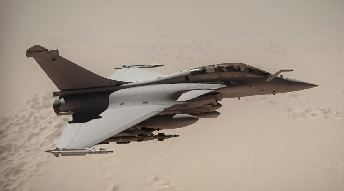 Qatar-Down-Paid-for-12-More-Rafale-fighters