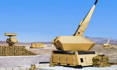 Rheinmetall's Advanced Air Defence Technology Goes to an Asian Customer