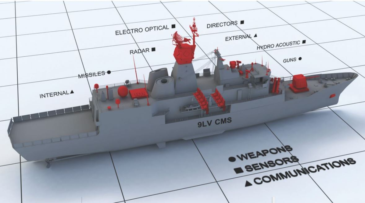 Saabs-Situational-Awareness-System-for-the-Royal-Australian-Navy