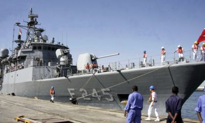 The Barbaros-Class Multipurpose Frigates of Turkey are to be Modernized