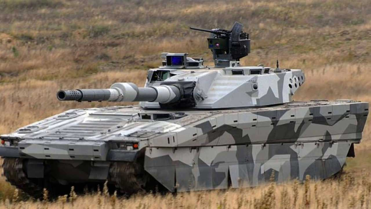 The Estonian CV90s Will Be Jointly Maintained by Milrem and BAE Systems