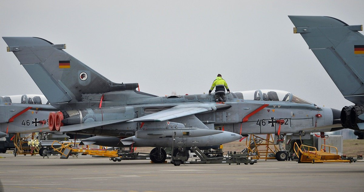 The German Tornados' Night Vision Issue Is not Solved Yet