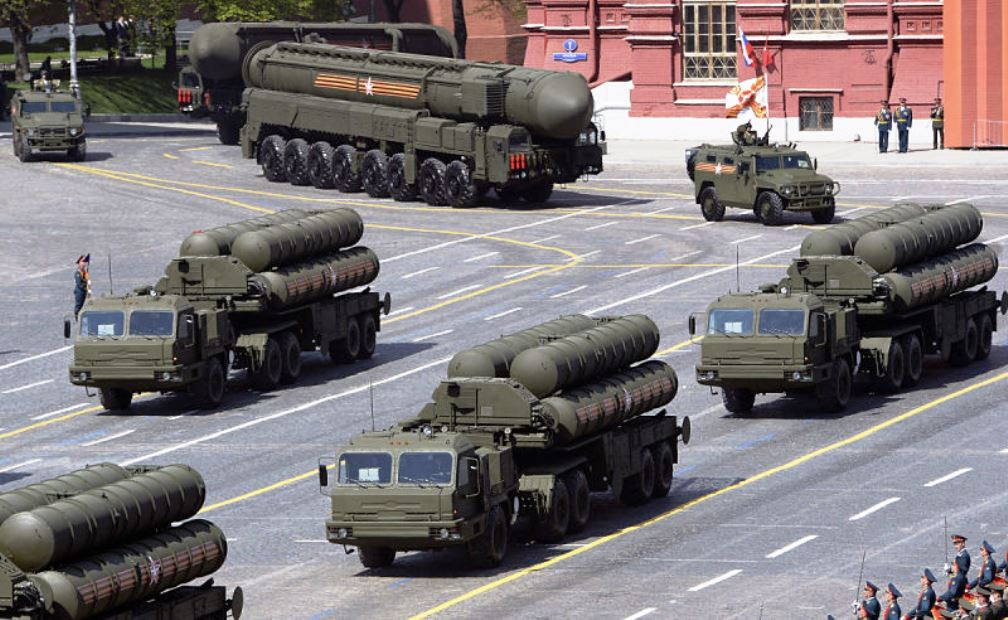 The Manufacturing of the Russian S-400 Missiles Sold to Turkey Is On