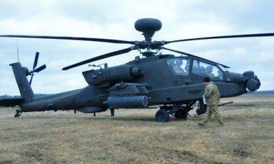 The US Army Stops Accepting Boeing AH-64Es Due to Safety Issues