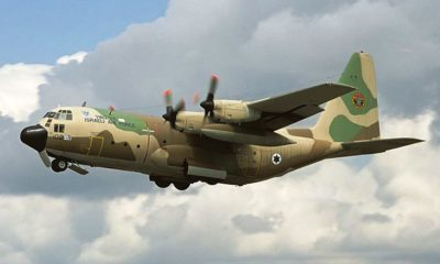 """A Complete Revolution"" for the C-130Hs of Israel"