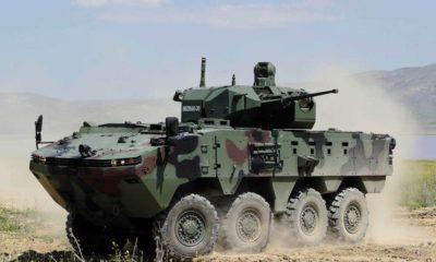 ARMA 6x6 by Otokar, Turkey